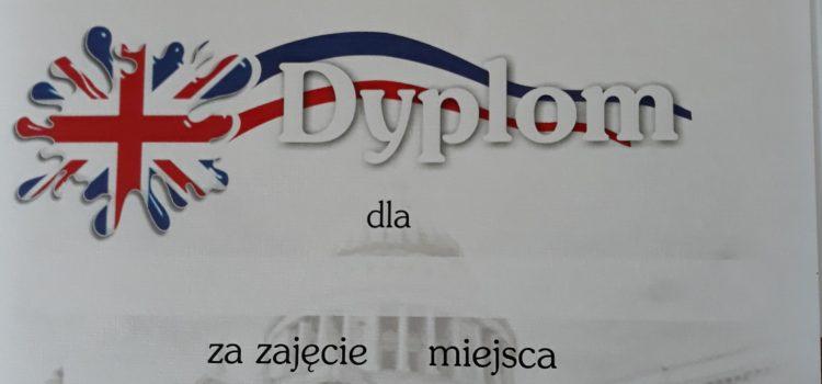 """Międzyszkolny Konkurs """"Mistrz Języka Angielskiego """""""