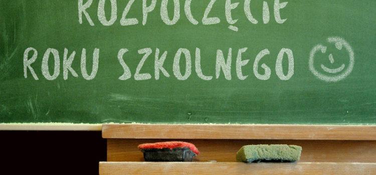 Rozpoczęcie roku szkolnego 2020- 2021 dla klas drugich, trzecich i czwartych
